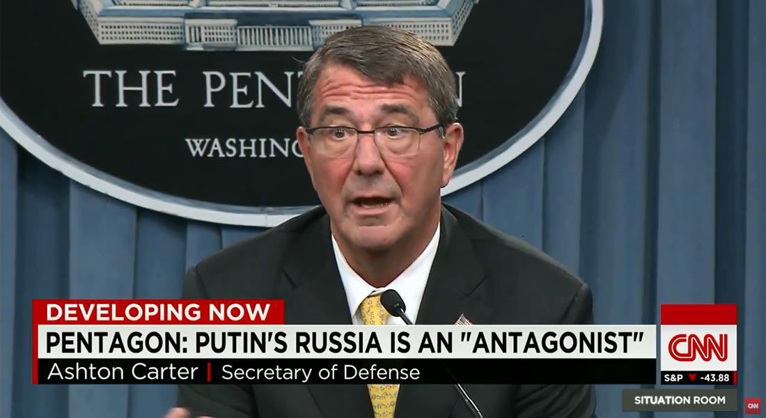 وزير الدفاع الأمريكي: الأكراد في سوريا والعراق قوة برية مقتدرة.. وروسيا تشكل خطرا وجوديا على أمريكا