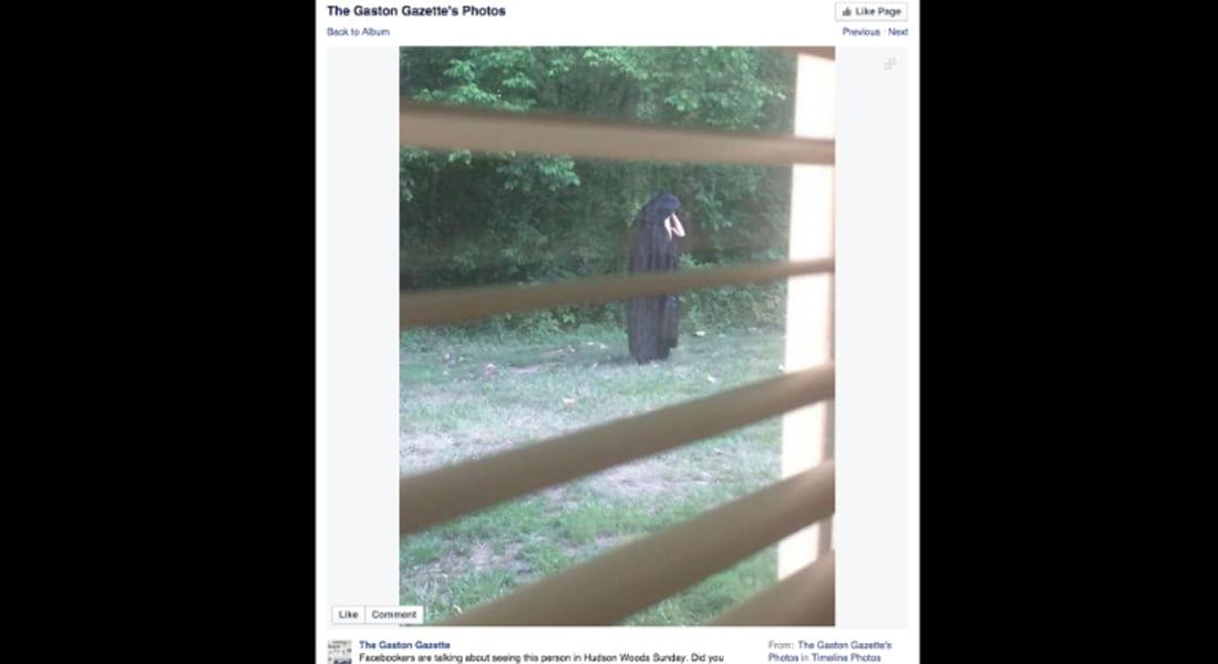 بين الرعب والمرح.. ذو الرداء الأسود الطويل يشغل وسائل التواصل الاجتماعي