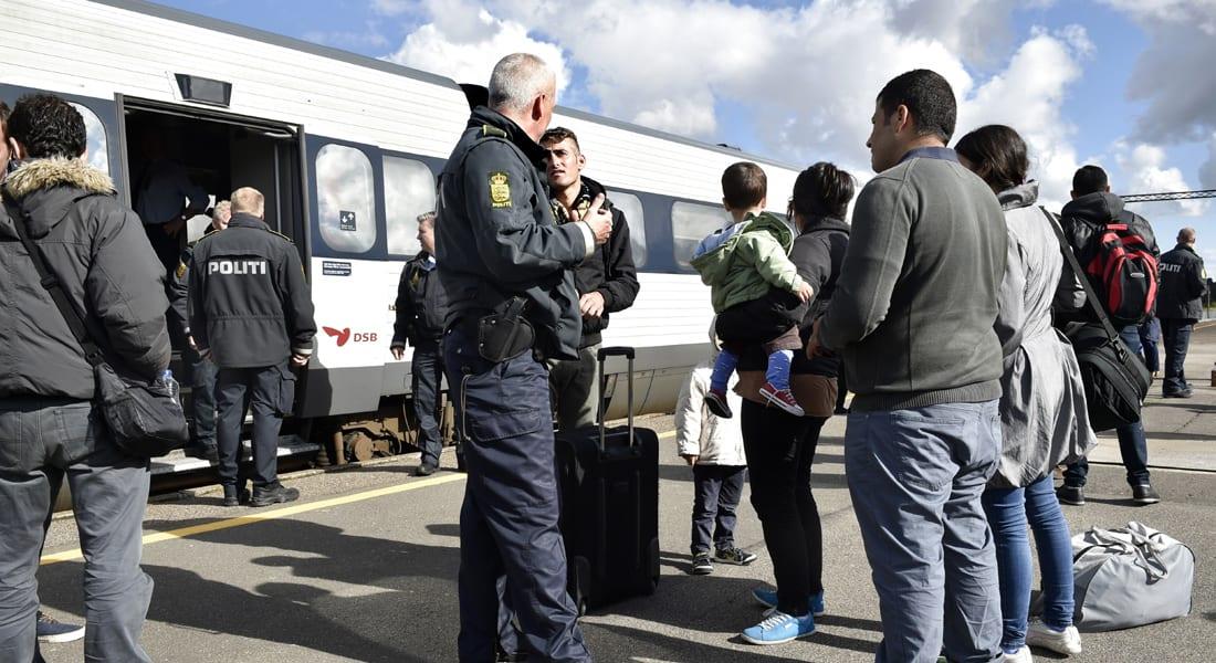 """الدنمارك توجه """"رسالة قاسية"""" بتشديد إجراءات استقبال وإقامة اللاجئين"""