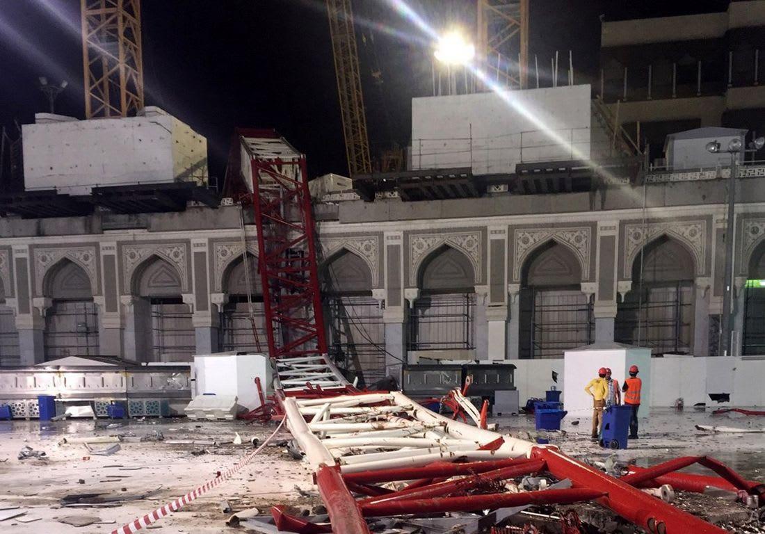 قتيل واحد من منطقة المغرب العربي بين صفوف ضحايا حادث الحرم المكي