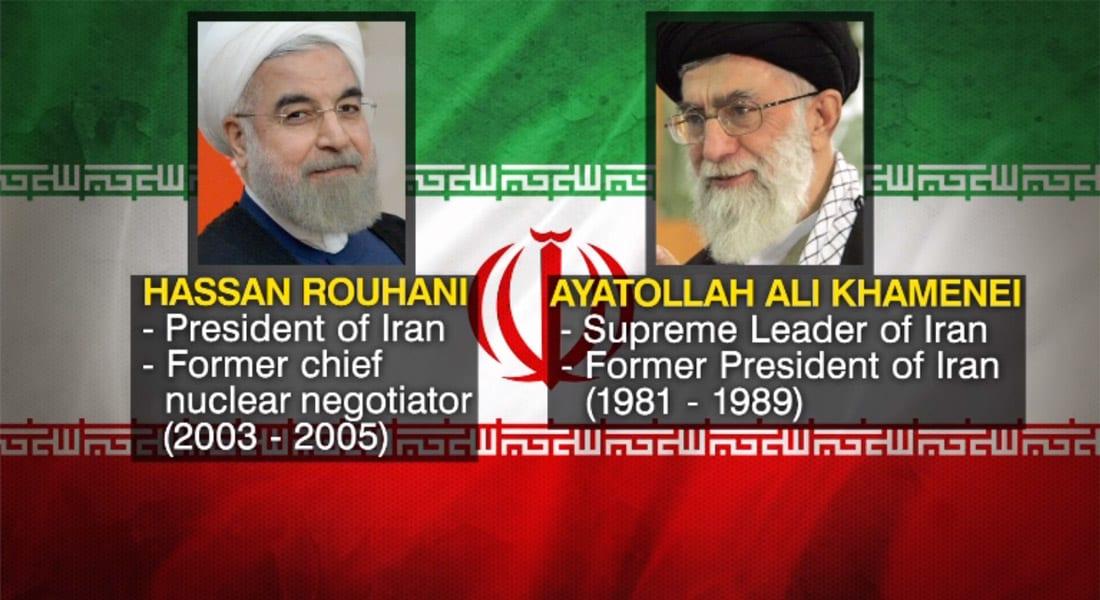 خامنئي وروحاني.. صراع داخلي بإيران حول الاتفاق النووي وعلاقة طهران مع الغرب