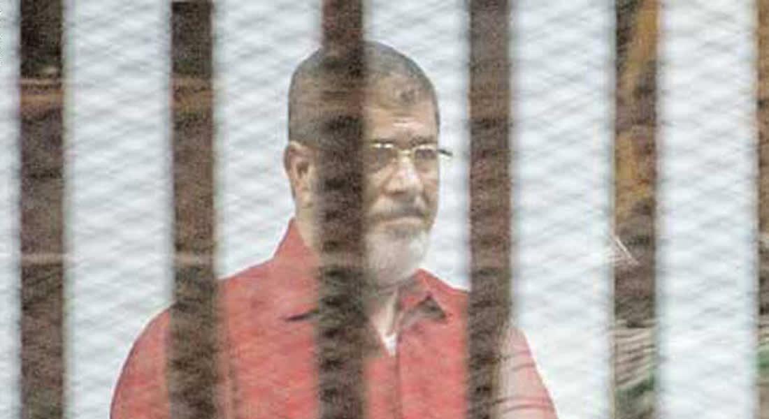 """مستشار مرسي بمحكمة """"التخابر مع قطر"""": وثائق """"سرية للغاية"""" بحوزة المتهمين واستقلت لفقدان """"أمل الإصلاح"""""""