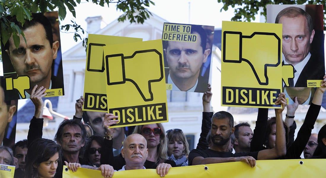 """الخارجية الروسية تؤكد تعرض سفارتها في دمشق لقصف بقذيفة """"هاون"""" وتدعو إلى """"أفعال"""""""