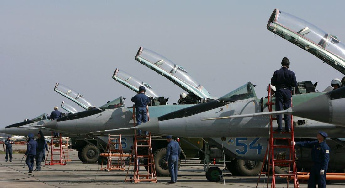 """روسيا تعلن بدء عملية جوية ضد """"داعش"""" في سوريا.. وبوتين ينفي القيام بأي عمليات برية"""
