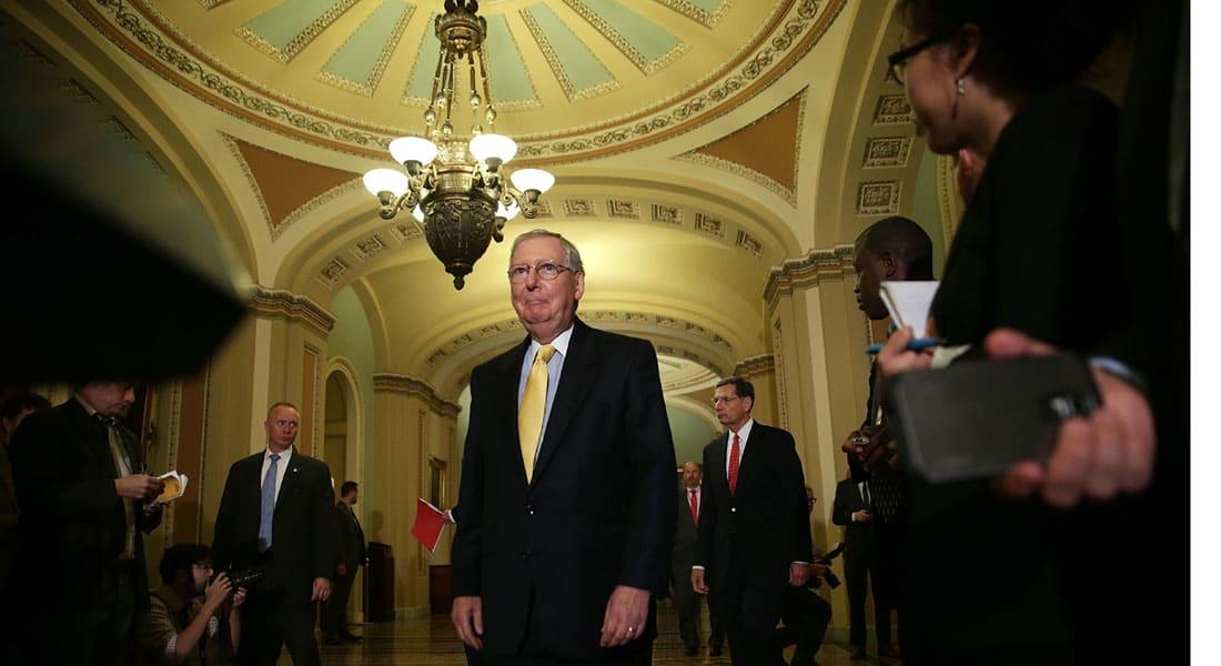 وسط خلافات حزبية.. مجلس الشيوخ الأمريكي يوافق على تمويل الحكومة إلى 11 ديسمبر