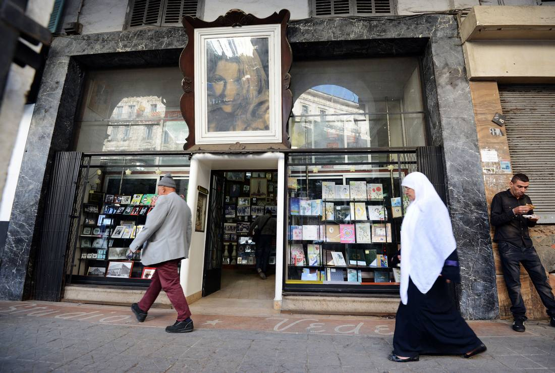 الجزائر تعلن منع الأفلام التي تموّلها من المشاركة في مهرجانات إسرائيلية
