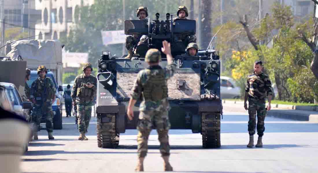 """الأمن اللبناني يؤكد توقيف """"الإرهابي أبو الأقرع"""" و1366 من جنسيات مختلفة"""