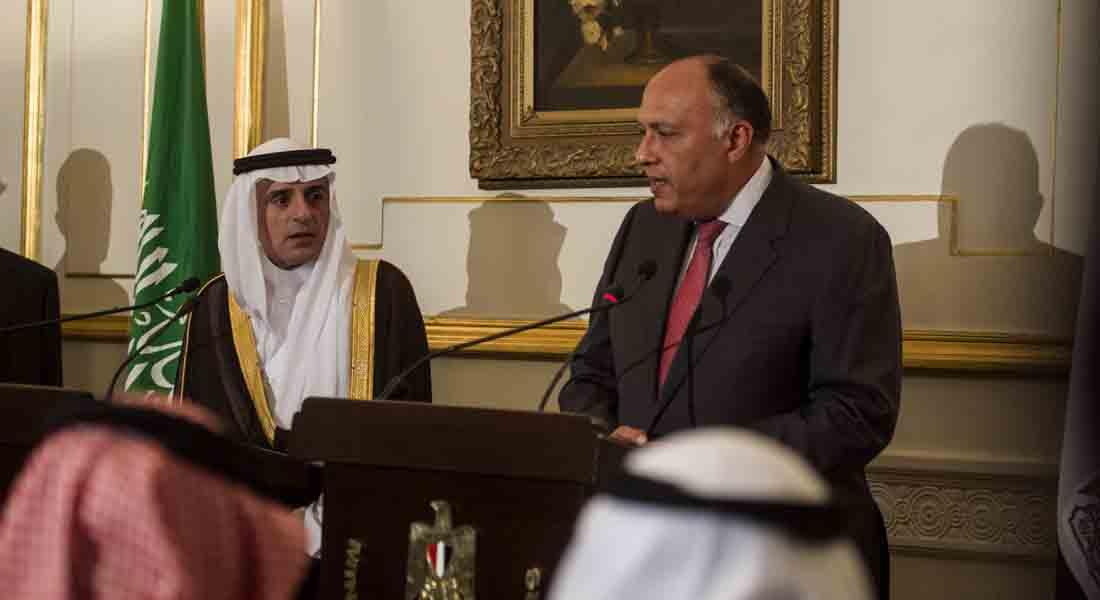 """مصر تراهن على """"صداقتها"""" مع السعودية وتعلن دعمها للضربات الروسية على """"الإرهاب"""" بسوريا"""