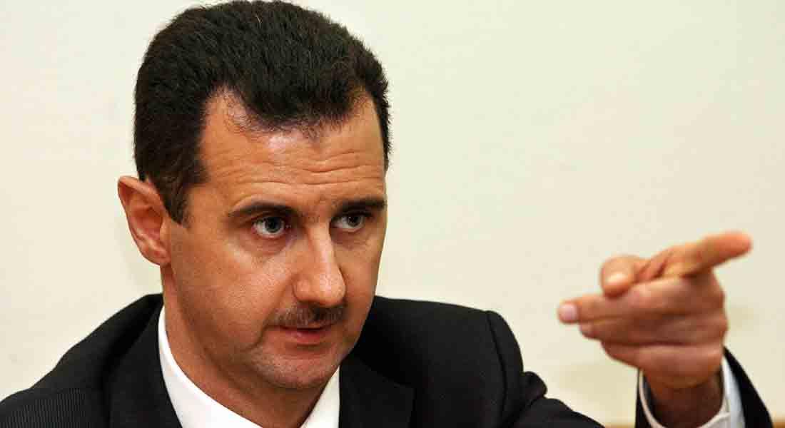 """الأسد يصف السعودية بـ""""الأكثر تخلفاً"""" ويحذر: فشل روسيا في القضاء على الإرهاب بسوريا يعني تدمير المنطقة"""