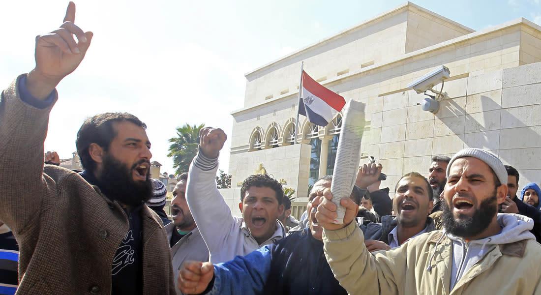 """الداخلية الأردنية تعتقل """"جميع المعتدين"""" بواقعة العقبة وتؤكد: لم نستغل جرائم لمصريين رغم بشاعتها"""