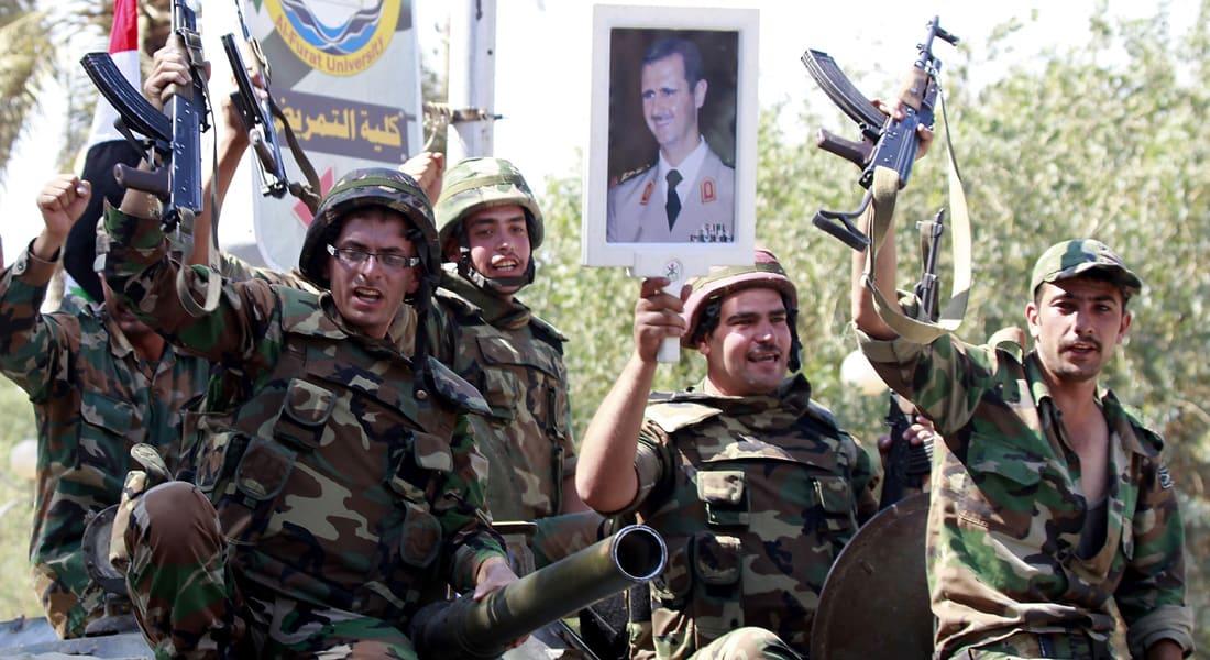 الجيش السوري يعلن بدء هجوم عسكري واسع ضد مناطق المعارضة بعد الضربات الجوية الروسية