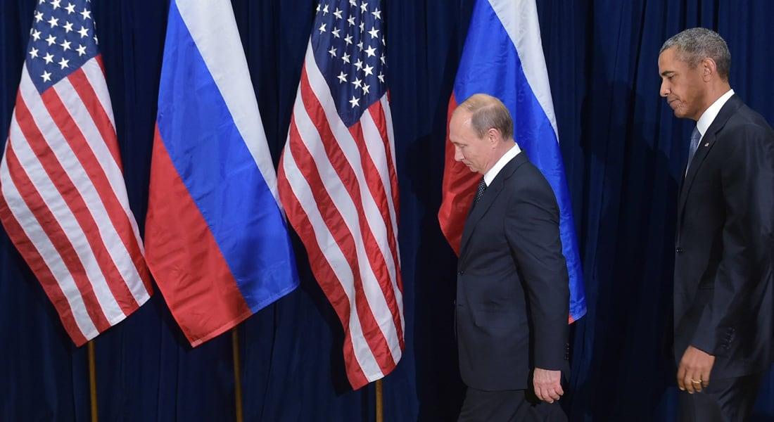 """مقال بقلم علي شهاب.. """"من المنتصر: أوباما أم بوتين؟"""""""