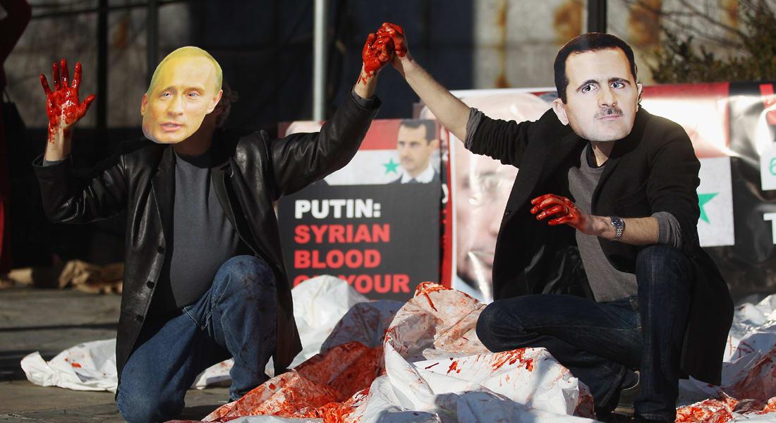 """الأزمة السورية والحرب على الإرهاب محور مباحثات بوتين – بن سلمان – بن زايد في """"سوتشي"""""""