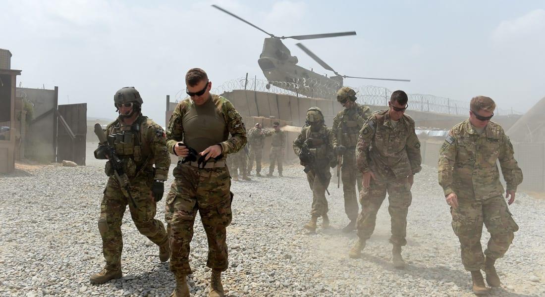 """أفغانستان.. مقتل 5 جنود في تحطم مروحية لحلف """"الناتو"""" في كابول"""