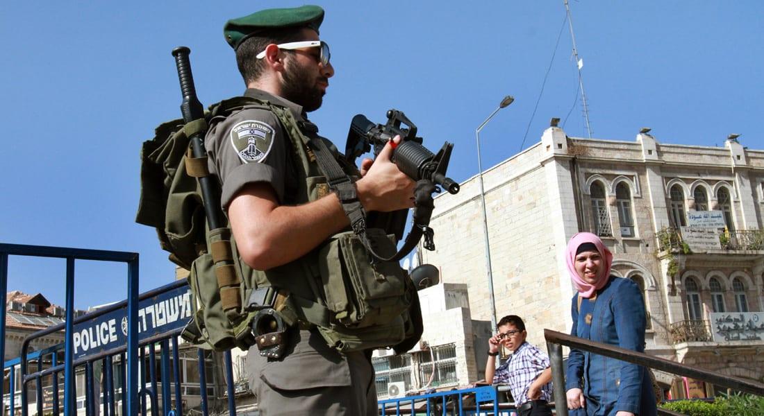 إسرائيل: مقتل فلسطينية حاولت طعن جندية في الخليل بثالث حادثة السبت