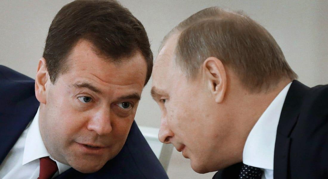 هل تتخلى روسيا عن دعمها للأسد؟.. ميدفيديف: ندافع عن مصالحنا في سوريا لا عن شخصيات محددة