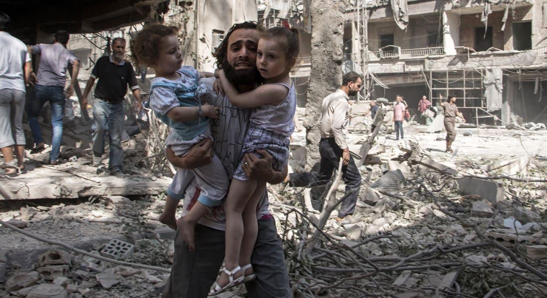 """ائتلاف المعارضة السورية: """"العدوان الروسي - الإيراني"""" يزيد قوة """"داعش"""" ويقوض العملية السياسية"""