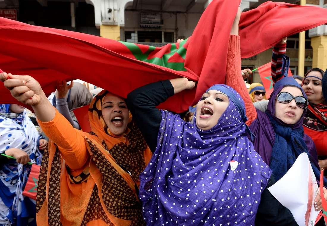 المجلس الوطني لحقوق الإنسان بالمغرب يطالب بالمساواة في الإرث بين الرجال والنساء