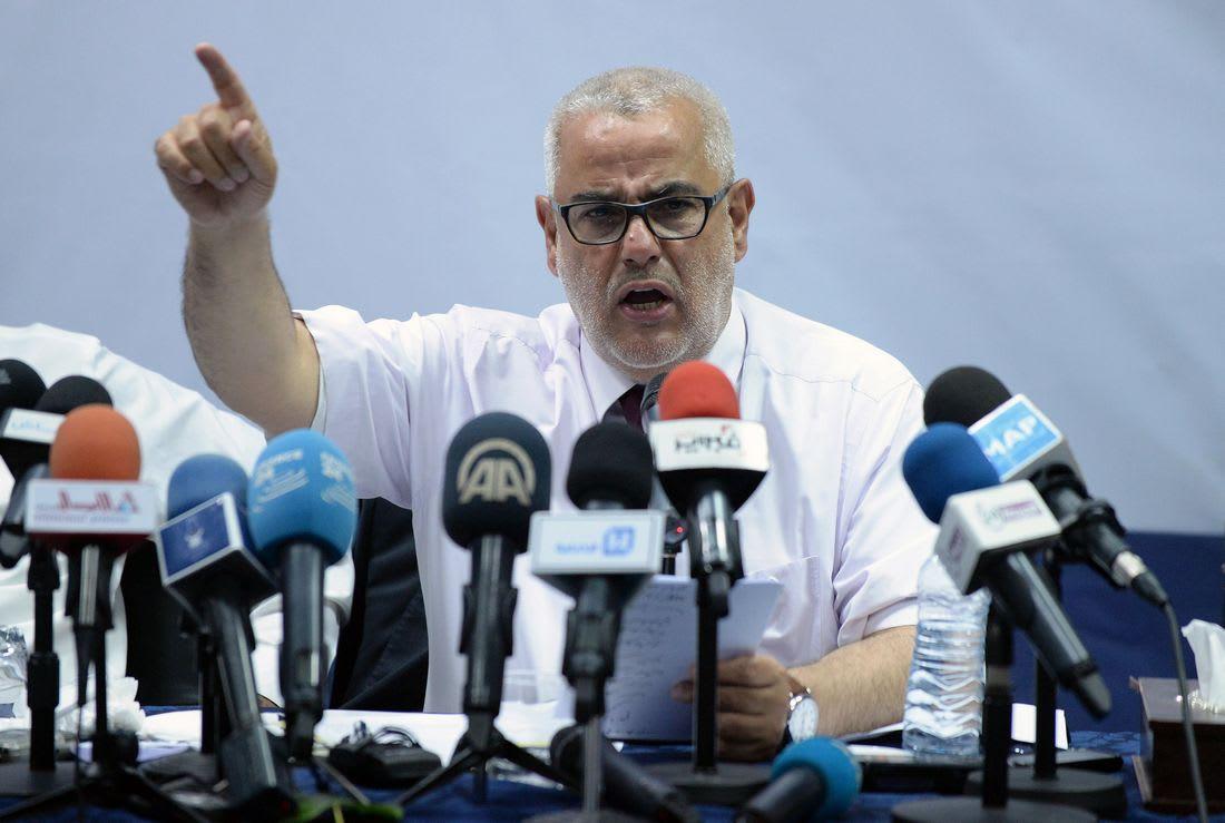 بنكيران: هناك محتجون رفضوا السماح لزملائهم من الطلبة الأطباء باستئناف الدراسة