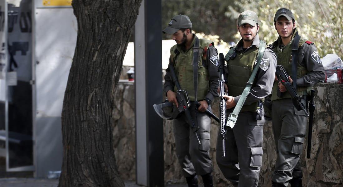 إسرائيل: مقتل فلسطيني حاول طعن جندي على حاجز الجملة شمال جنين
