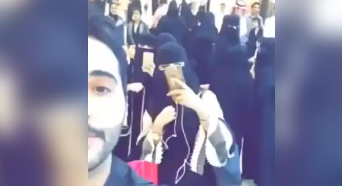 """بالفيديو.. الافراج عن الممثل عبد العزيز الكسار الذي التقط """"سيلفي"""" مع نساء في مول بالرياض"""