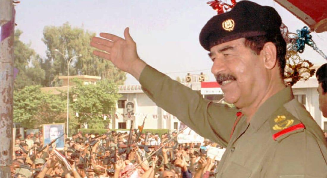 نائب وزير الدفاع الأمريكي بولاية بوش لـCNN: صدام حسين كان القائد الوحيد الذي مجد هجمات 11 سبتمبر.. ولم أقل أنه ينبغي علينا احتلال العراق