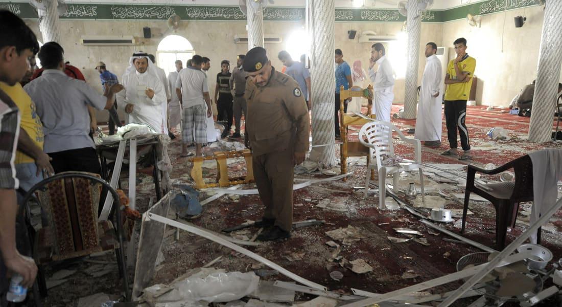 """السعودية.. تفجير يستهدف مسجد """"المشهد"""" بنجران وحصيلة أولية بسقوط قتيلين أحدهما انتحاري"""