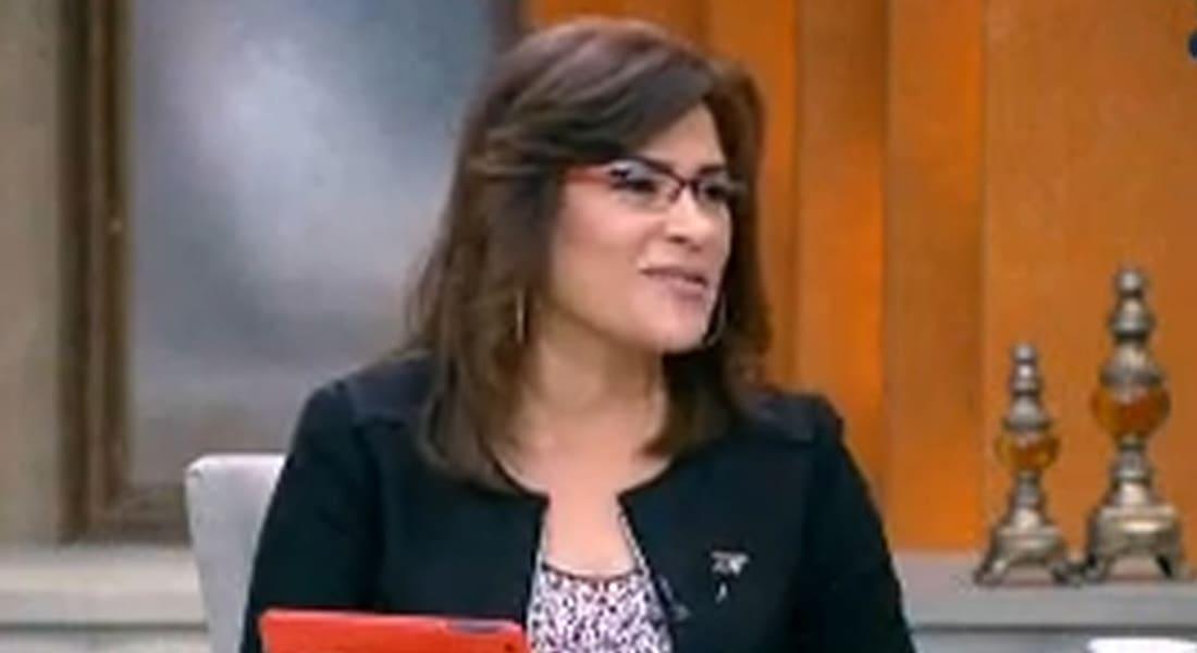 بالفيديو.. مشادة حادّة على الهواء بين الإبراشي والكاتبة المصرية فاطمة ناعوت