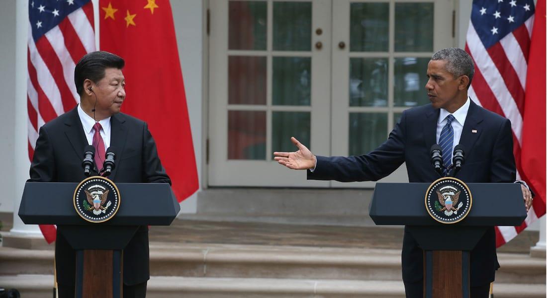 بكين تحذر وتلاحق سفينة حربية أمريكية في بحر الصين الجنوبي.. ومسؤولون أمريكيون: نتحرك وفق القانون الدولي