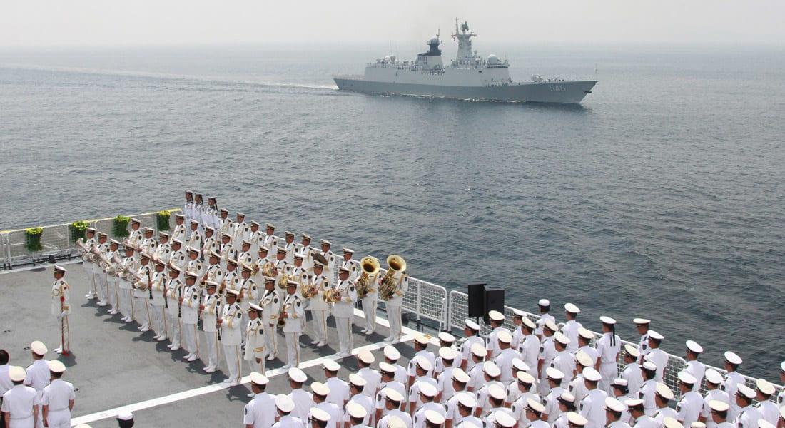 """بعد ملاحقة سفينة أمريكية ببحر الصين الجنوبي.. بكين تحذر واشنطن من """"إثارة مشاكل من لا شيء"""""""