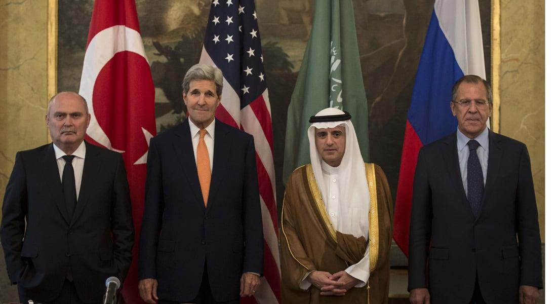 الأزمة السورية تجمع الفرقاء.. والاتحاد الأوروبي ومصر يلحقان بإيران في الانضمام لمحادثات فيينا