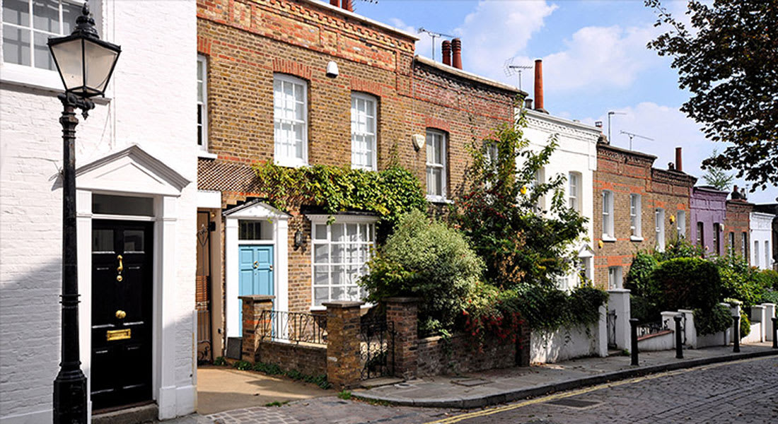 هل تحلم بشراء منزل في لندن؟ هذا هو المبلغ المطلوب