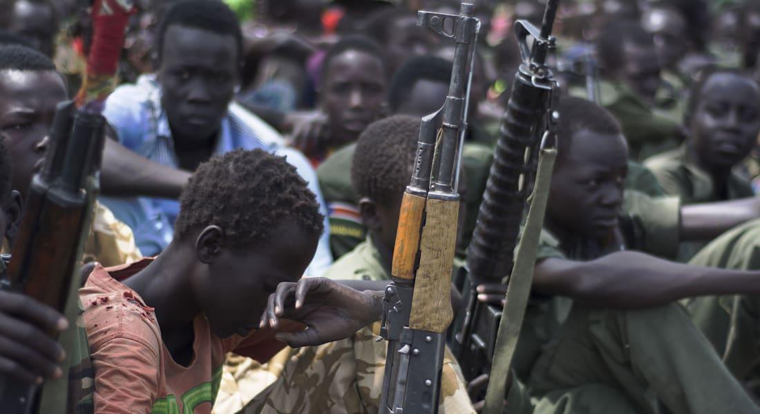 """أكل لحوم البشر وشرب دمائهم.. ليست مشاهد من فيلم سينمائي بل """"وقائع"""" الحرب الأهلية في جنوب السودان"""
