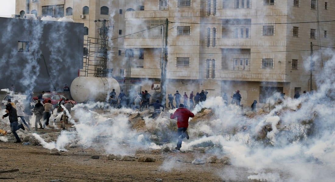 الصحة الفلسطينية: وفاة رضيع اختناقا بغاز مسيل للدموع أطلقته القوات الإسرائيلية في بيت لحم