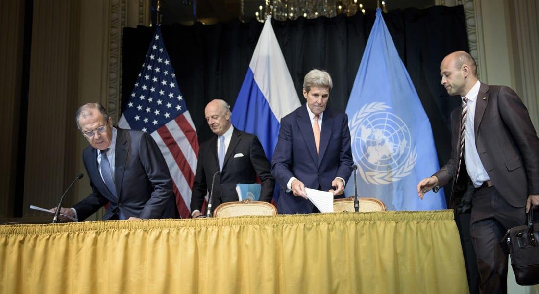 خلاصة محادثات فيينا.. اتفاق على عدم الاتفاق حول مصير الأسد.. واستكمال المفاوضات خلال أسبوعين