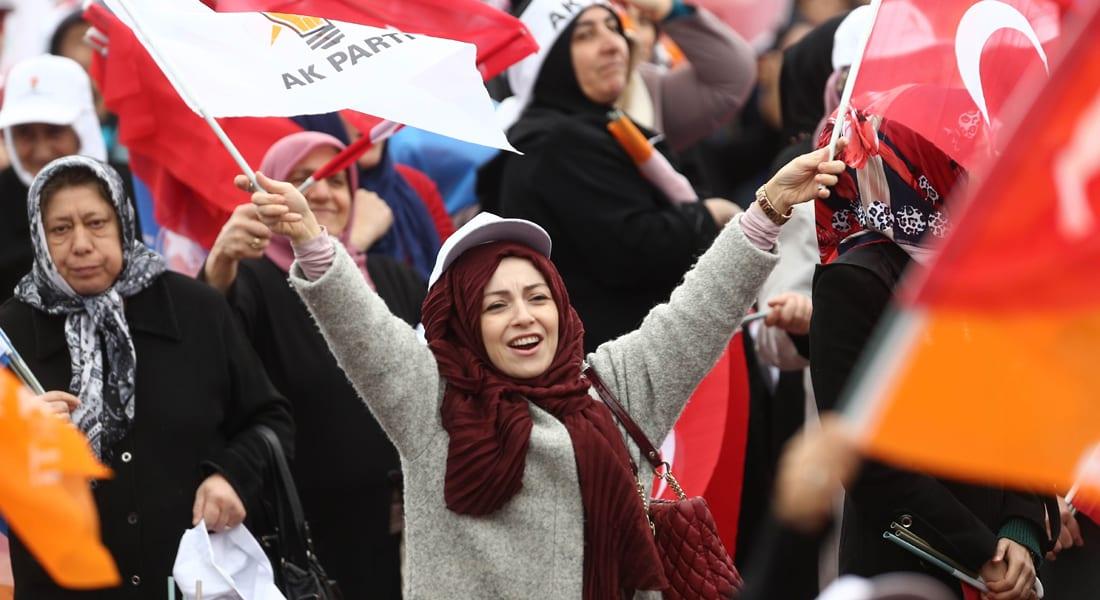بدء الانتخابات النيابة المبكرة بتركيا بعد فشل الأحزاب بتشكيل حكومة ائتلافية