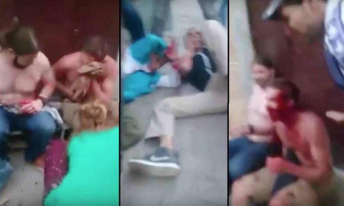 بالفيديو.. اعتداء شنيع على سياح ألمان بالمغرب يخلّف استنكارًا واسعًا