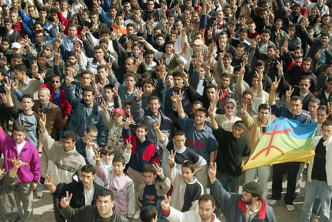 """بسبب دعم الجزائر لجبهة البوليساريو.. المغرب يدعو الأمم المتحدة إلى حماية """"شعب القبايل"""""""