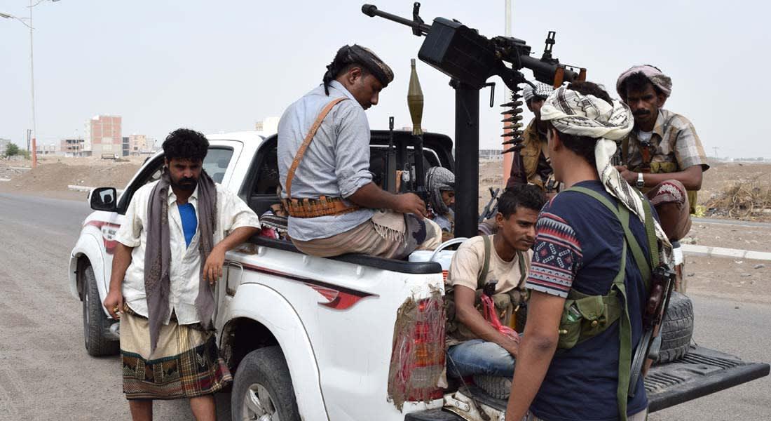 تقدم لأنصار هادي قرب صنعاء وترقب لمعركة الحسم بتعز.. والحوثيون ينفون
