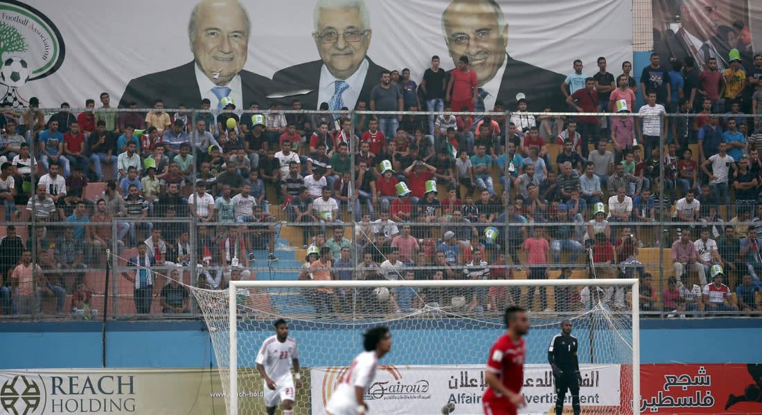 """""""الفيفا"""" يقرر نقل مباراتي منتخب فلسطين مع السعودية وماليزيا بتصفيات كأس العالم إلى """"أرض محايدة"""""""