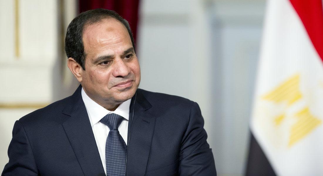 """الرئاسة المصرية تتهم وسائل إعلام بـ""""تحريف"""" تصريحات السيسي لـBBC عن """"إعدامات الإخوان"""""""