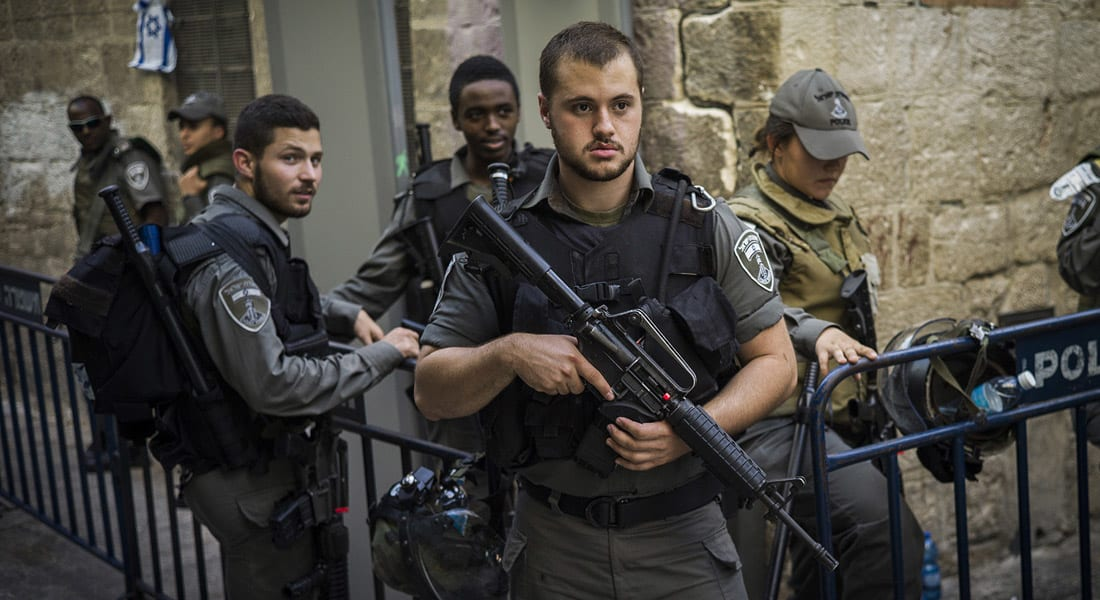 الشرطة الإسرائيلية: إصابة 3 أشخاص بحادث دهس شمال الضفة الغربية