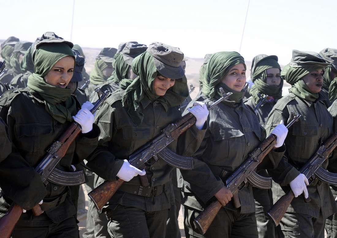 الجزائر ترّد على خطاب العاهل المغربي.. والبوليساريو لا تستبعد العودة إلى الحرب