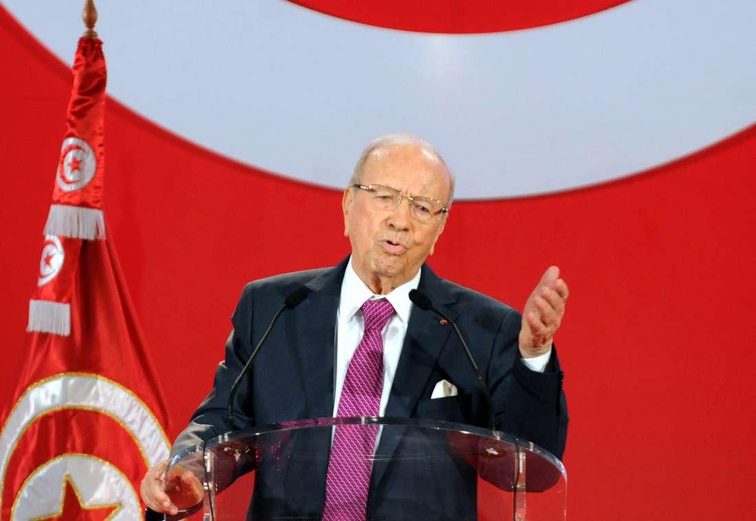 """هيئة الاتصال التونسية تتهم السبسي وقناة نسمة بـ""""خرق الديمقراطية ومبادئ المنافسة النزيهة"""""""