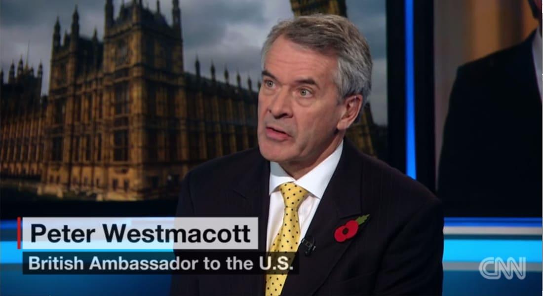 وبعد وقف طيران بلاده لشرم الشيخ.. سفير بريطانيا بواشنطن لـCNN: لدينا مسؤولية تجاه البريطانيين والقرار لم يؤخذ بصورة غير ناضجة