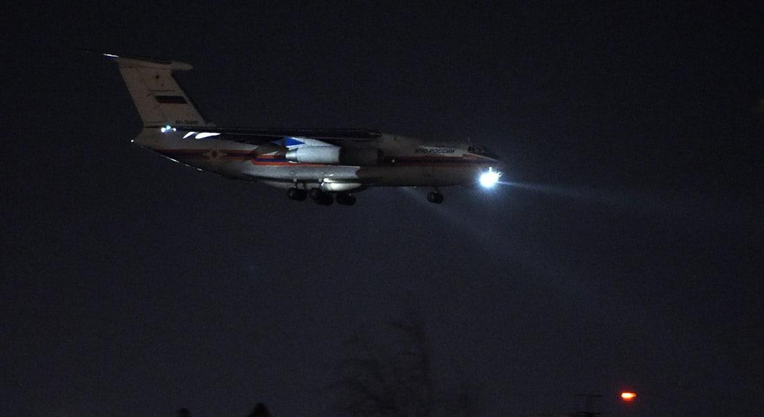 """كارثة """"متروجيت 6298"""".. """"مفارقة الطقس"""" تربك مغادرة فريق الإنقاذ الروسي مطار القاهرة"""