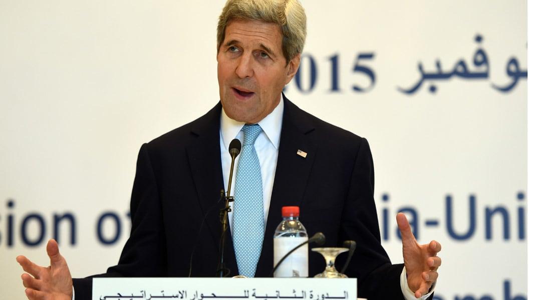 """أوباما يؤكد """"احتواء"""" داعش.. وكيري لعناصر التنظيم: أيامكم باتت معدودة"""