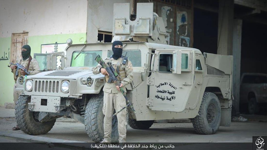 """مسؤولون أمريكيون: """"داعش"""" يطمح للهجوم على أمريكا.. لكنه لا يقدر على ذلك"""