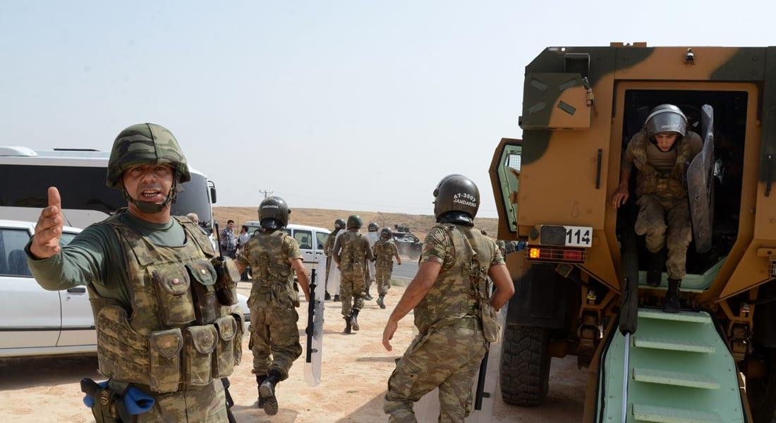 """تركيا.. قتيلان و9 جرحى في انفجار بماردين ومداهمة مخبأ لـ""""داعش"""" في غازي عنتاب"""