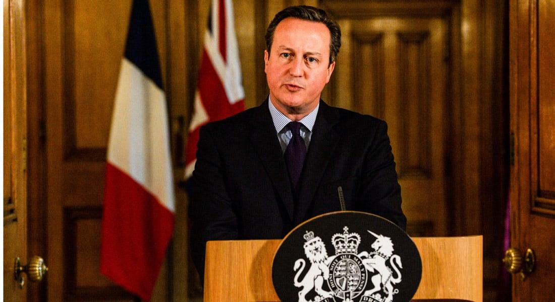 كاميرون: المخابرات البريطانية أحبطت 7 مخططات إرهابية في الـ 6 أشهر الماضية